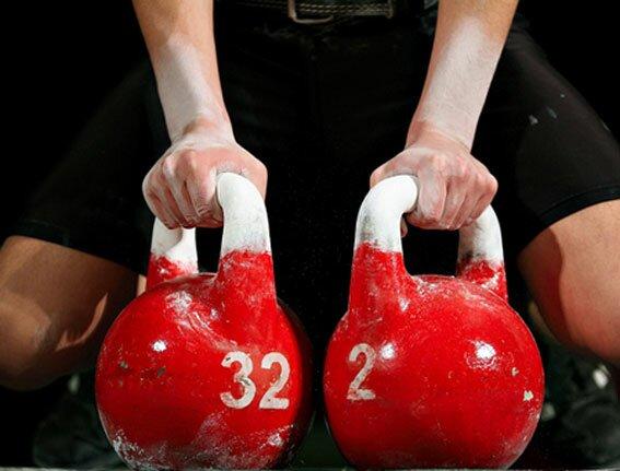 5 причин использовать гири в тренировках